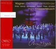 WAGNER: DER FLIEGENDE HOLLÄNDER 2CD (FG)