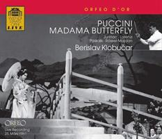 PUCCINI: MADAMA BUTTERFLY 2CD (FG)