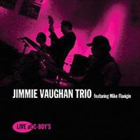 VAUGHAN JIMMIE TRIO: LIVE AT THE C-BOYS LP