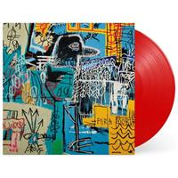 STROKES: THE NEW ABNORMAL-OPAQUE RED LP