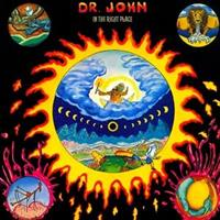DR JOHN: IN THE RIGHT PLACE