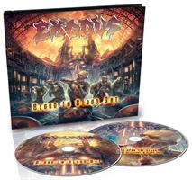 EXODUS: BLOOD IN BLOOD OUT-DELUXE DIGIPACK CD+DVD