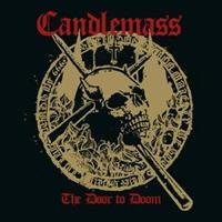 CANDLEMASS: THE DOOR TO DOOM-BLACK 2LP