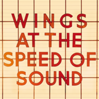WINGS: WINGS AT THE SPEED OF SOUND LP