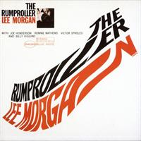 MORGAN LEE: THE RUMPROLLER LP (BLUE NOTE)