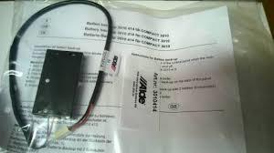 Paristovarmennin Alde 3010 / 3020 kosketusnäytölle