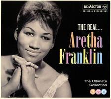 FRANKLIN ARETHA: THE REAL... ARETHA FRANKLIN 3CD
