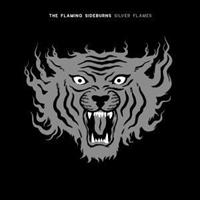 FLAMING SIDEBURNS: SILVER FLAMES-BLACK LP