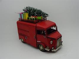 Juledekorasjon Citroen H Van