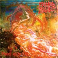 MORBID ANGEL: BLESSED ARE THE SICK-SILVER COLOURED LP