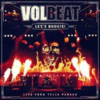 VOLBEAT: LET'S BOOGIE-LIVE 2CD