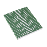 Notatblokk 170x200 Helios Grønn