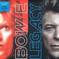 BOWIE DAVID: LEGACY-THE VERY BEST OF BOWIE 2LP