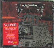 VOIVOD: RRRÖÖÖAAARRR 2CD+DVD