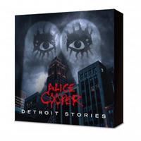 ALICE COOPER: DETROIT STORIES CD+DVD