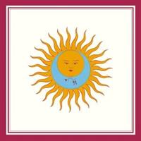 KING CRIMSON: LARKS' TONGUES IN ASPIC-LIMITED DELUXE 2CD