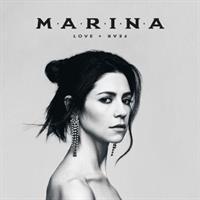 MARINA: LOVE + FEAR-LIMITED 2LP