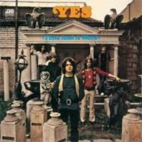 YES: TIME AND A WORD-BLACK FRIDAY 2018 LP