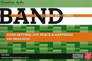 JOY, PEACE & HAPPINESS