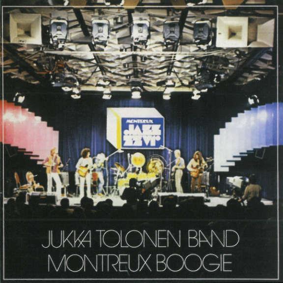 JUKKA TOLONEN BAND: MONTREAUX BOOGIE LP