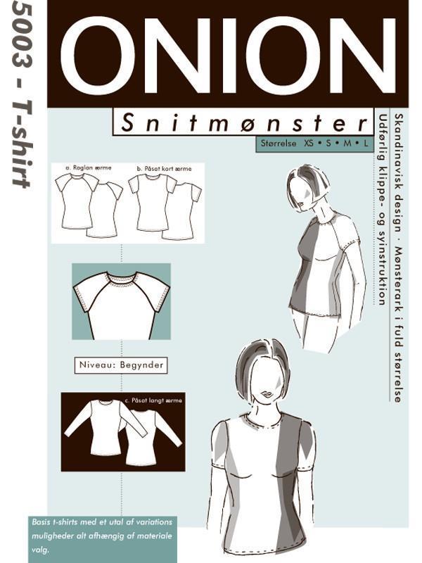Onion 5003 - t-shirt