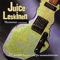 LESKINEN JUICE: MAAMME (VÅRT LAND)-37 LAULUA SUOMESTA JA SUOMALAISISTA 2CD