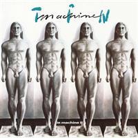 TIN MACHINE: TIN MACHINE II-SILVER COLOURED LP