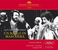 VERDI: UN BALLO IN MASCHERA 2CD (FG)