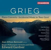 GRIEG: PEER GYNT/PIANO CONCERTO (FG)
