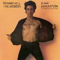 RICHARD HELL & THE VOIDOIDS: BLANK GENERATION-40TH ANNIVERSARY 2LP