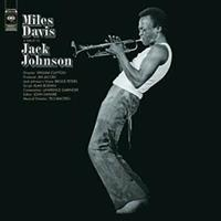 DAVIS MILES: A TRIBUTE TO JACK JOHNSON LP