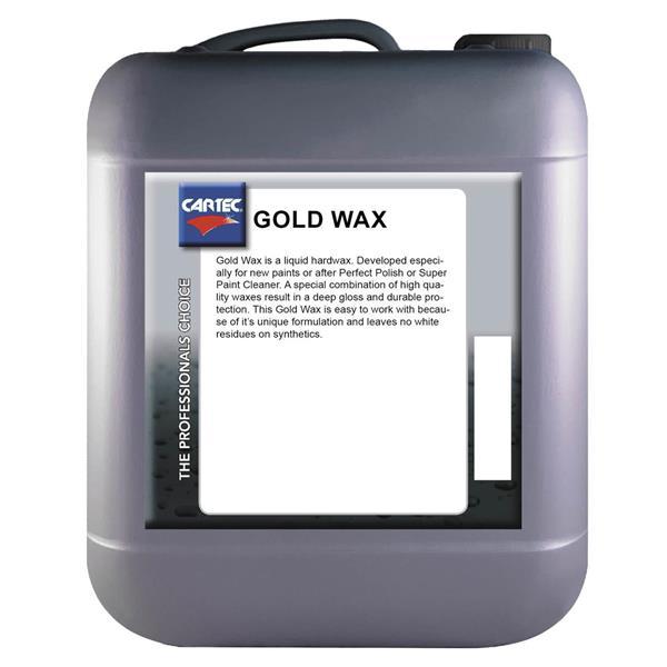 Gold Wax 5 L - Kovavaha