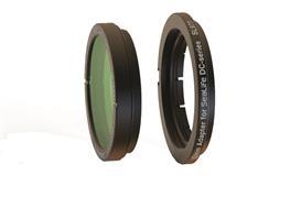 Super Macro Lens med 52mm DC Thread Mount Adapter