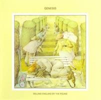 GENESIS: SELLING ENGLAND BY THE POUND-2018 REISSUE LP