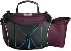 Nonstop Trekking Belt bag, Purple