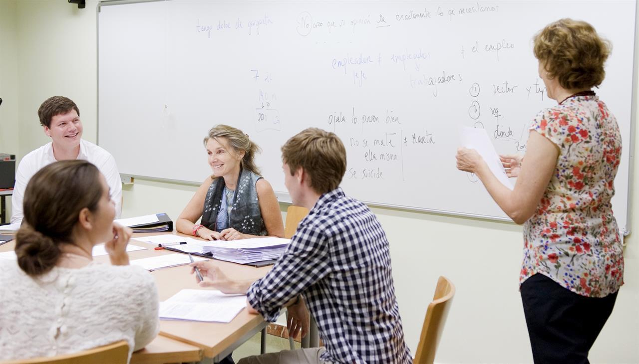 Språkkurs for studenter