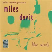 DAVIS MILES: BLUE MOODS