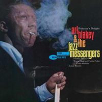 BLAKEY ART & THE JAZZ MESSENGERS: BUHAINA'S DELIGHT LP (BLUE NOTE)