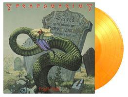 STRATOVARIUS: FRIGHT NIGHT-LIMITED EDITION ORANGE LP