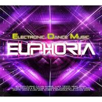 MINISTRY OF SOUND: EUPHORIA - ELECTRONIC DANCE MUSIC 3CD