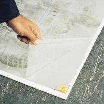 Klibbmattor för rena golv