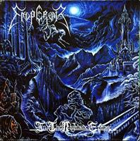 EMPEROR: IN THE NIGHSIDE ECLIPSE-SOLID BLUE LP