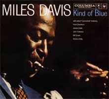 DAVIS MILES: KIND OF BLUE LP
