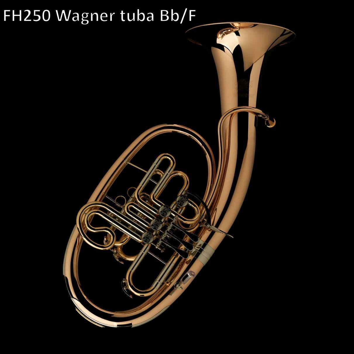 Wessex Bb/F Wagner Tuba – FH250