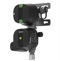 Duocontrol CS30 mbar 8/10mm pystymalli, Pullonvaihtaja / päineensäädin yksikkö