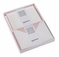 Brevpapirsett Dusty Pink