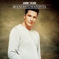 TULKKI JANNE: 40 UNOHTUMATONTA 2CD