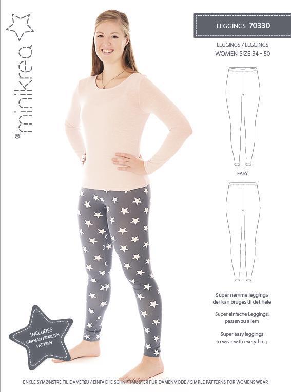 Minikrea: Leggings/tights 70330