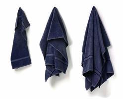 Duschhandduk marin 70 X 140 cm
