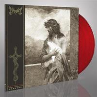 MAYHEM: GRAND DECLARATION OF WAR-LIMITED RED LP